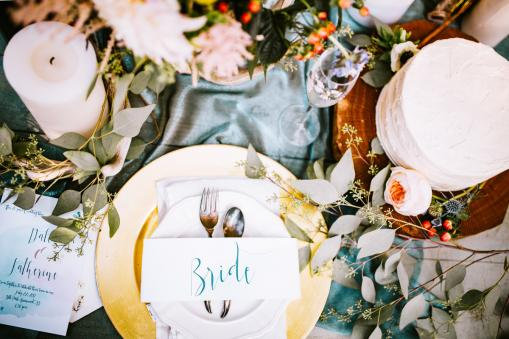 Spring Wedding Colours Article
