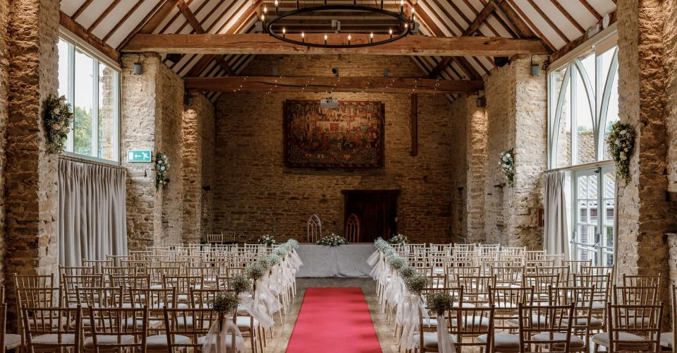 The Great Barn Croughton Room