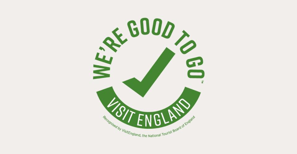 We're Good to Go - with Visit Britain