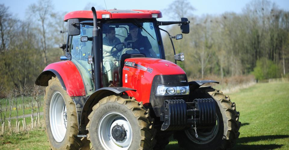 Tractor Driving Gift Experience