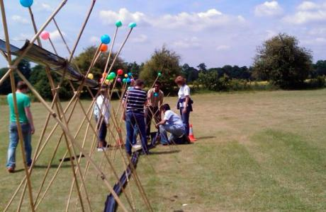 Tailored Team Building Exercises activity