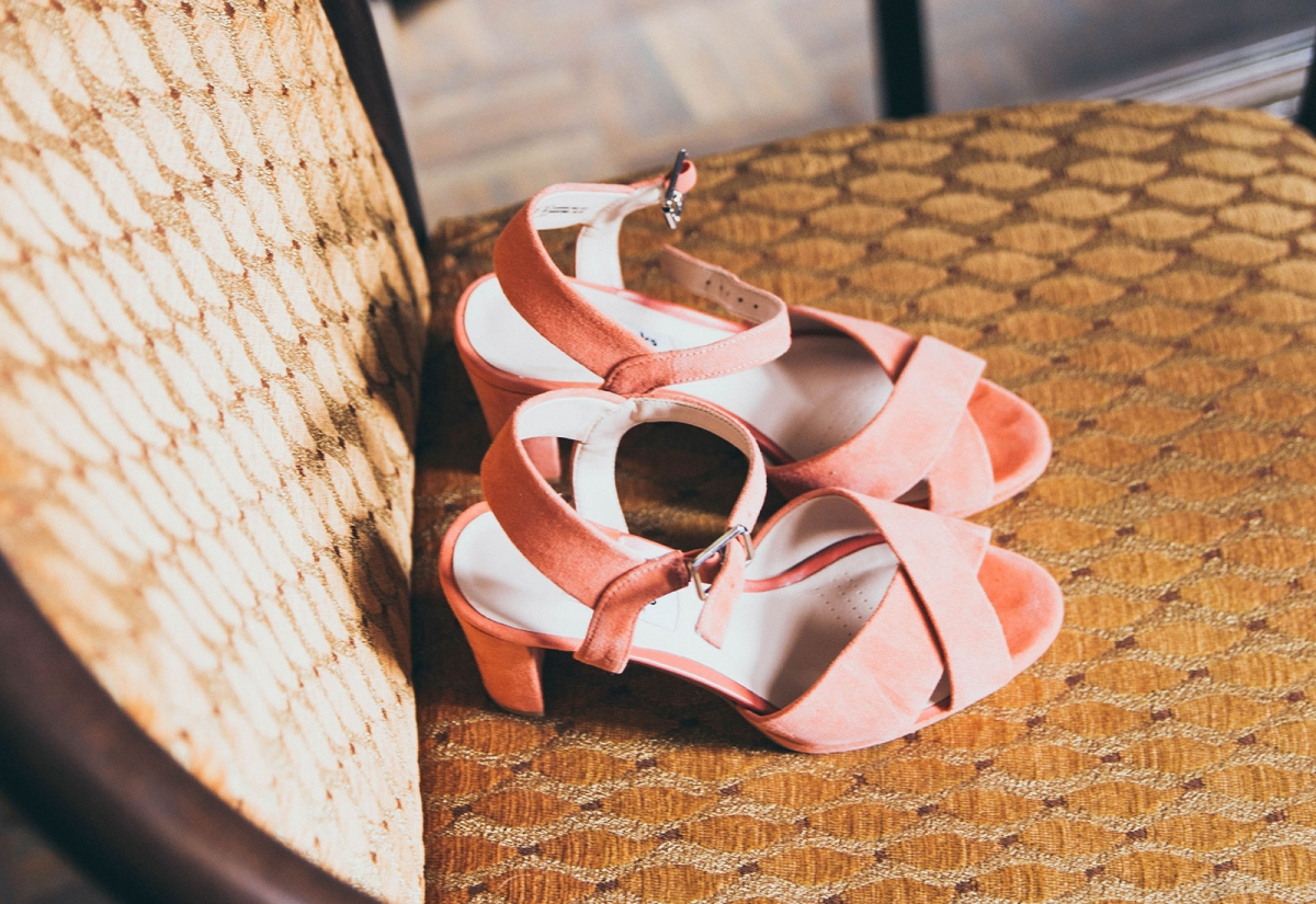 summer wedding shoes